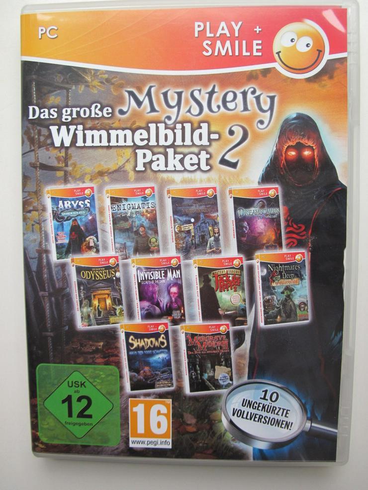 Das große Mystery Wimmelbild Paket 2 (Premium)