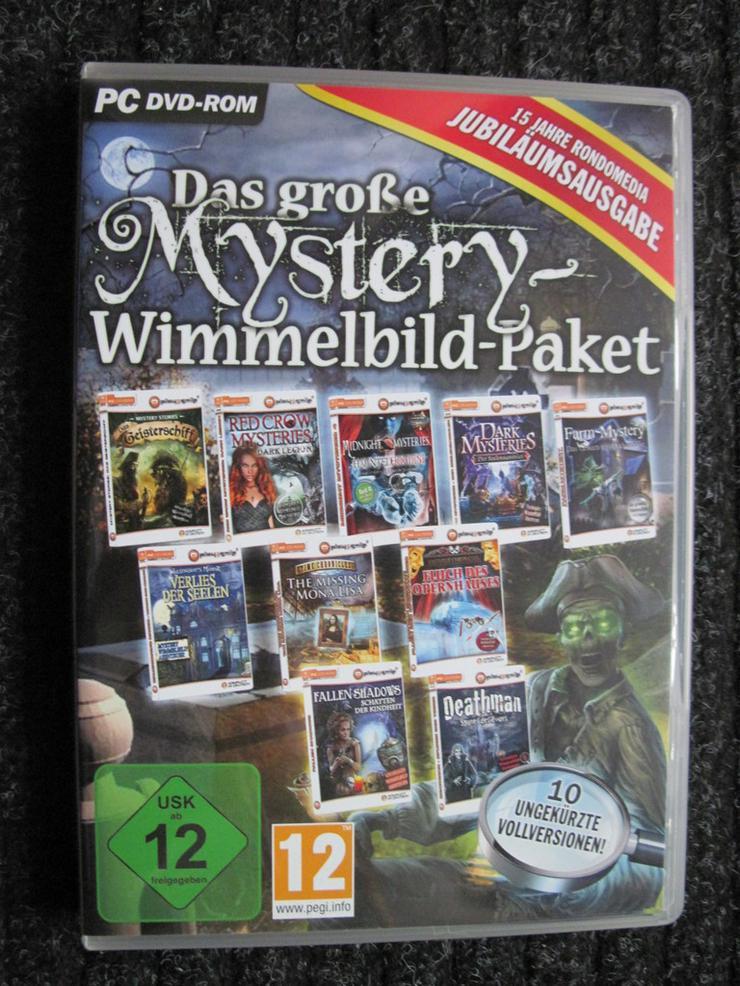 Das große Mystery Wimmelbild Paket (Jubiläum)