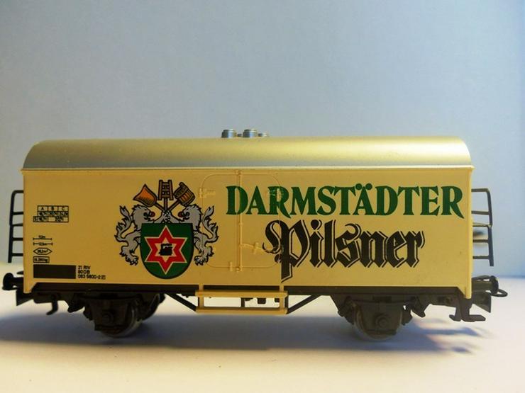 MÄRKLIN-Bierwagen Gleichstrom