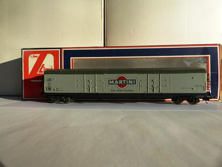 LIMA-Großraumwagen Nr. 30 3193, für Gleichstrom