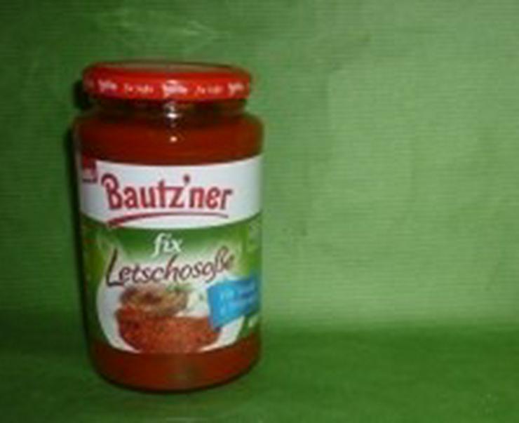 Bautzner LetschoSoße  400 ml für Soljanka