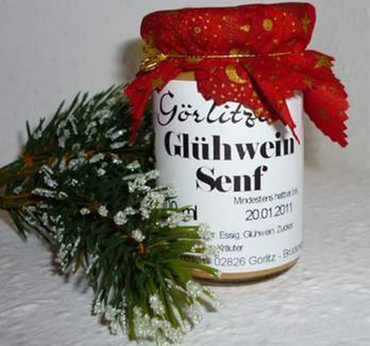 Bild 4: feuriger Weihnachtsmann Chili Senf 100 ml