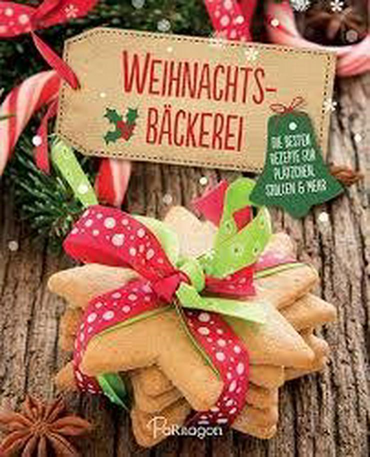 Weihnachtsbäckerei Die besten Rezepte