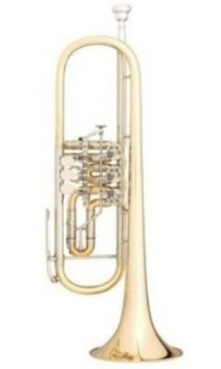 Scherzer Konzert - Trompete, Ref. 8228 L, Neu - Blasinstrumente - Bild 1