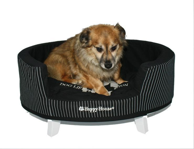 Kuschelweiches Luxus Hundesofa 70 x 45 x32 cm - Bild 1