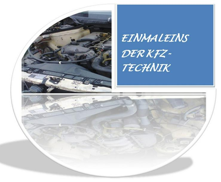 Kfz-Technik im Selbststudium: Auto-Lexikon