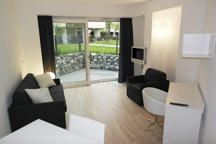 Bild 2: Top Businessapartment mit Terrasse in München - Bogenhausen