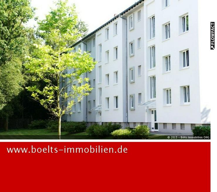 Ein Monat mietfrei ! Wohnen in Horn-Lehe - Sonnige 3-Zimmer-Wohnung mit Balkon in ruhiger ... - Wohnung mieten - Bild 1