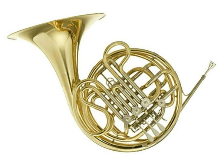 Meister Hans Hoyer 6801 - L Doppelhorn, Neu - Blasinstrumente - Bild 1