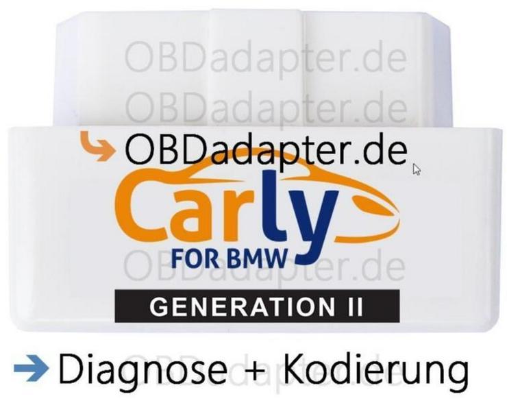 Bild 2: VW / BMW Carly Wlan OBD Adapter iPhone