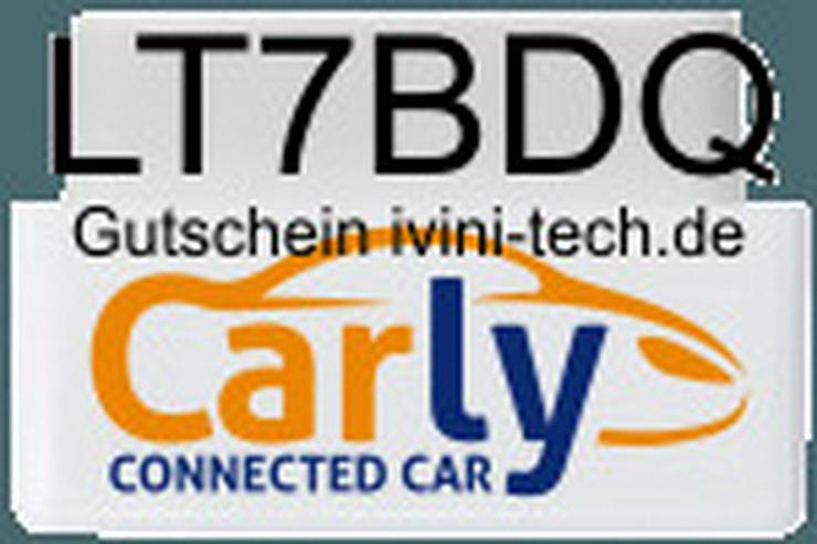 Bild 3: VW / BMW Carly Wlan OBD Adapter iPhone