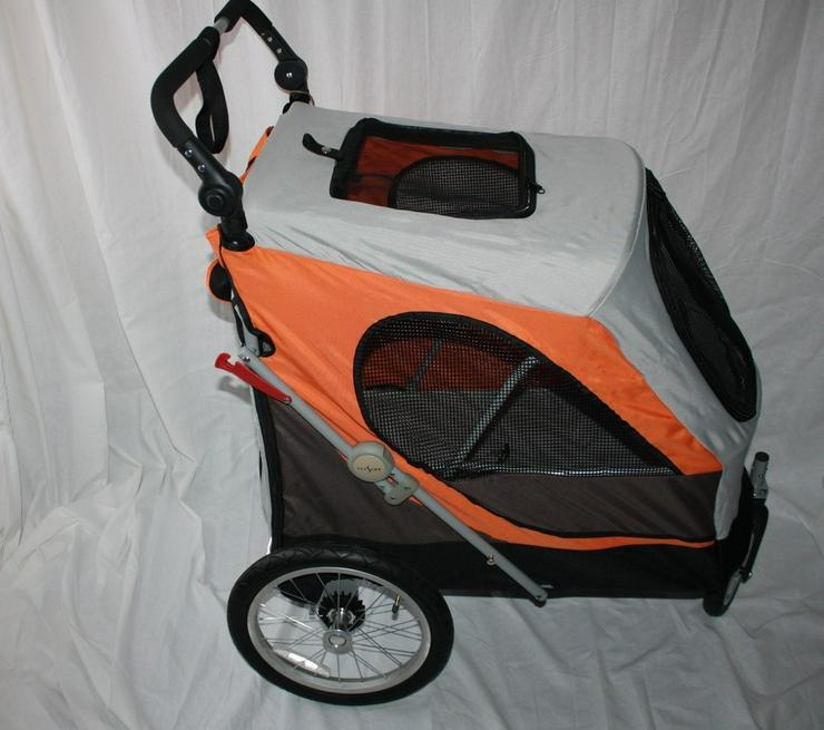 Hundekinderwagen Shuttle Maxi 105 x 70 x 112
