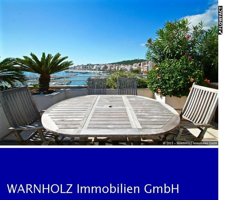 Exzellentes Luxus-Penthouse in Palma de Mallorca - Wohnung kaufen - Bild 1