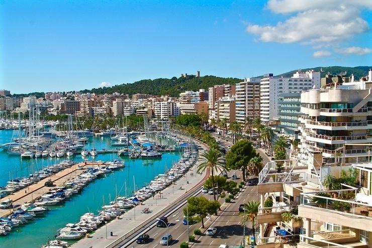 Bild 2: Exzellentes Luxus-Penthouse in Palma de Mallorca