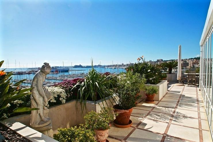 Bild 3: Exzellentes Luxus-Penthouse in Palma de Mallorca