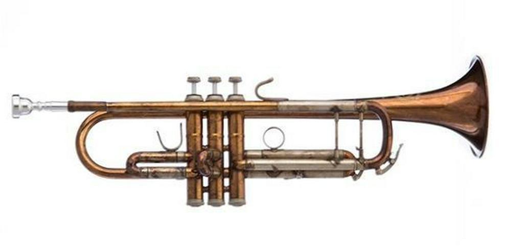 B & S 3138/2-V Challenger II Trompete, Neu - Blasinstrumente - Bild 1