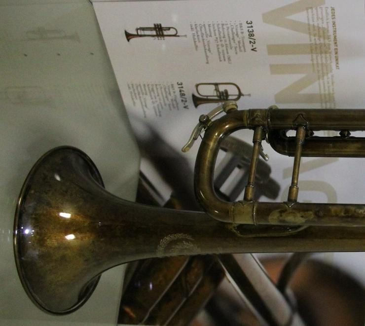 Bild 4: B & S 3138/2-V Challenger II Trompete, Neu
