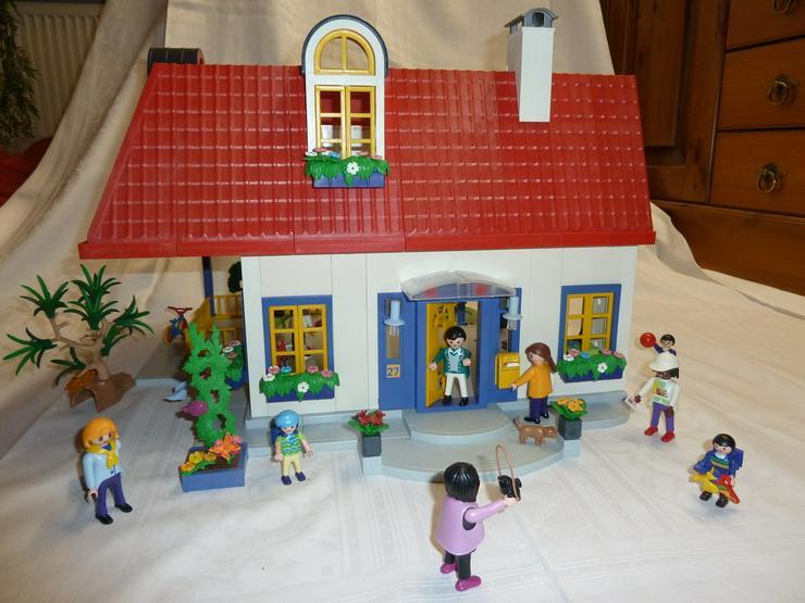 Playmobil Erweiterung für Einfamilienhaus 3965 - Wohnhäuser & Gebäude - Bild 1
