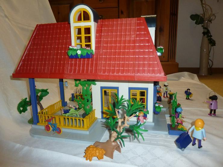 Bild 2: Playmobil Erweiterung für Einfamilienhaus 3965