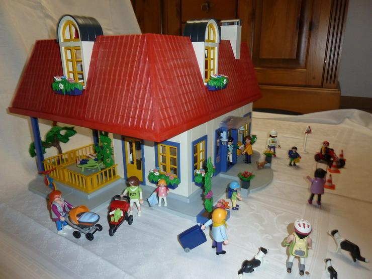Bild 3: Playmobil Erweiterung für Einfamilienhaus 3965