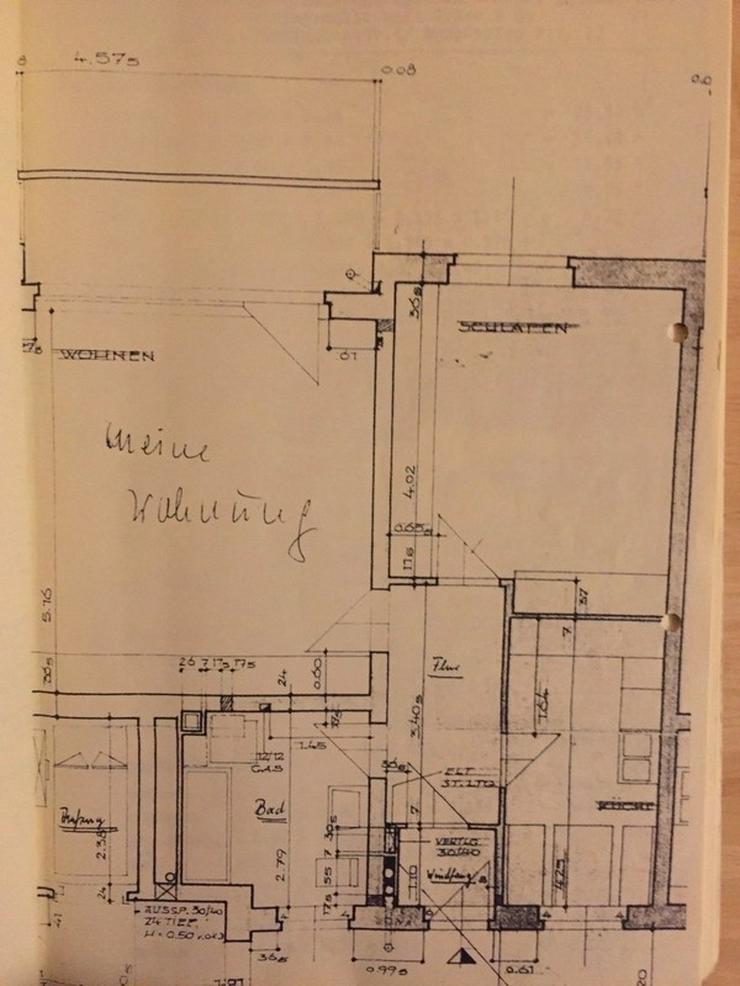 Hübsche 2-Zimmer-Eigentumswohnung mit Südbalkon! - Wohnung kaufen - Bild 1