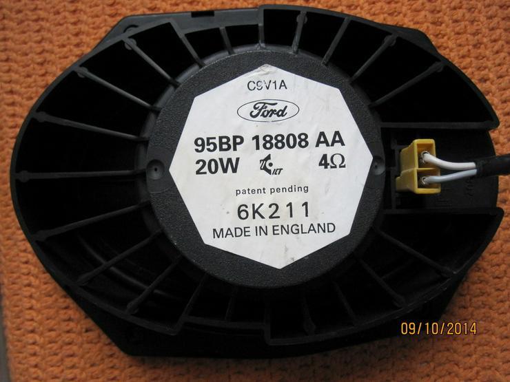 Bild 2: Lautsprecher für Ford Mondeo Ghia 96 00