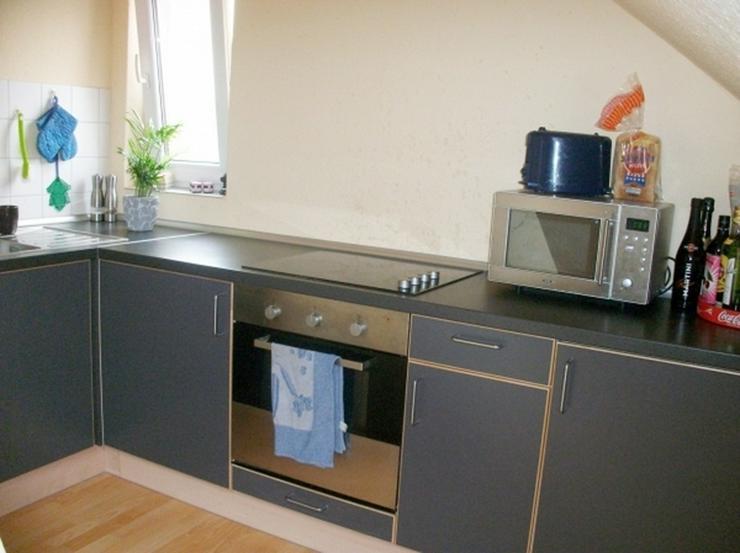Bild 3: Gemütliche 2 Zimmer-Dachgeschosswohnung mit Einbauküche