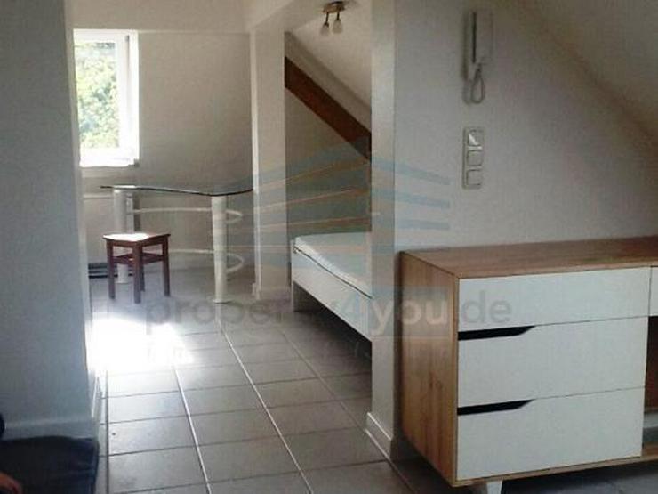 Bild 6: Individuelle möblierte 1-Zimmer Wohnung in ausgebautem Dachgeschoß in München Aubing