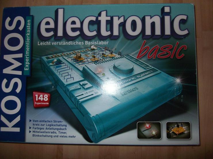 Kosmos Experimentierkasten electronic basic