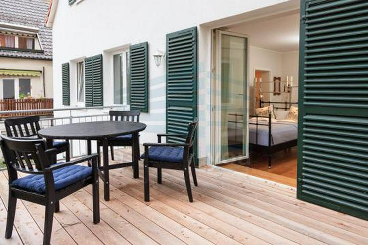 Wohnen nähe Stadtpark in Pasing, hochwertig möblierte 1-Zi. Wohnung mit Terrasse