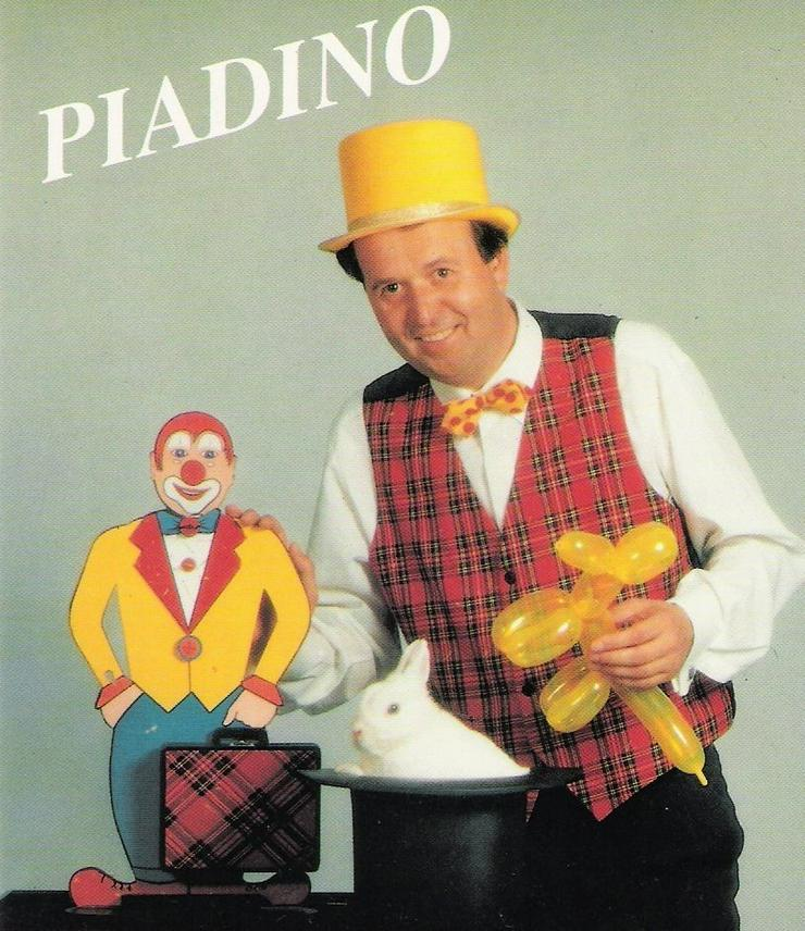 Zauberer Piadino in Rees und Xanten