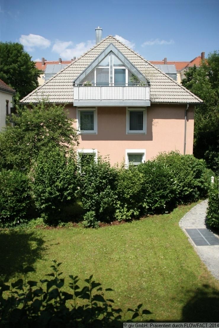 3-Zimmer-Gartenwohnung in Alt-Schwabing, in sehr ruhiger Innenhoflage