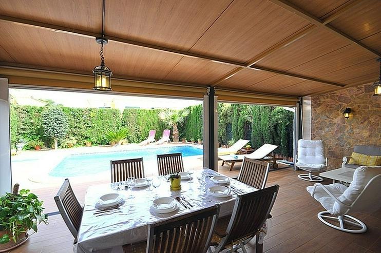 Bild 4: Schönes Doppelhaus mit Garten und Pool, Puigderr