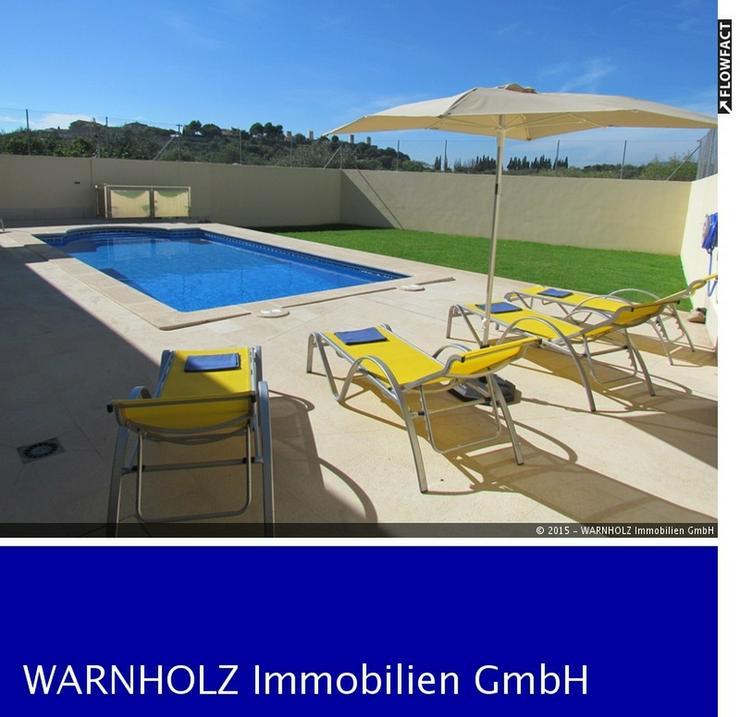Neubau Villa mit Pool , Inca - Haus kaufen - Bild 1