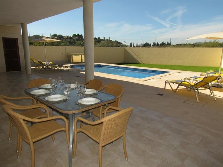 Bild 3: Neubau Villa mit Pool , Inca