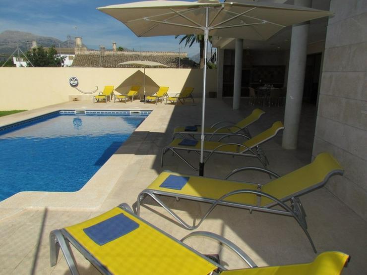 Bild 4: Neubau Villa mit Pool , Inca