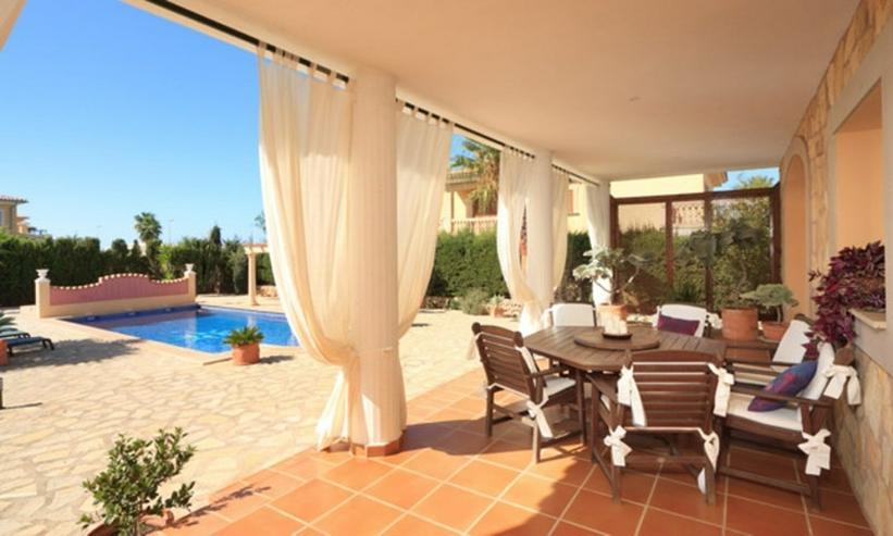 Bild 2: Wunderschönes Chalet mit Pool nahe Meer, Sa Torre