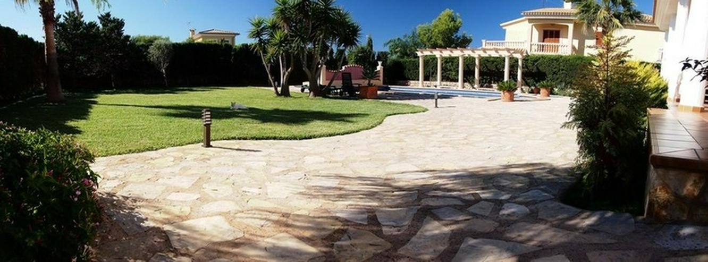 Bild 4: Wunderschönes Chalet mit Pool nahe Meer, Sa Torre