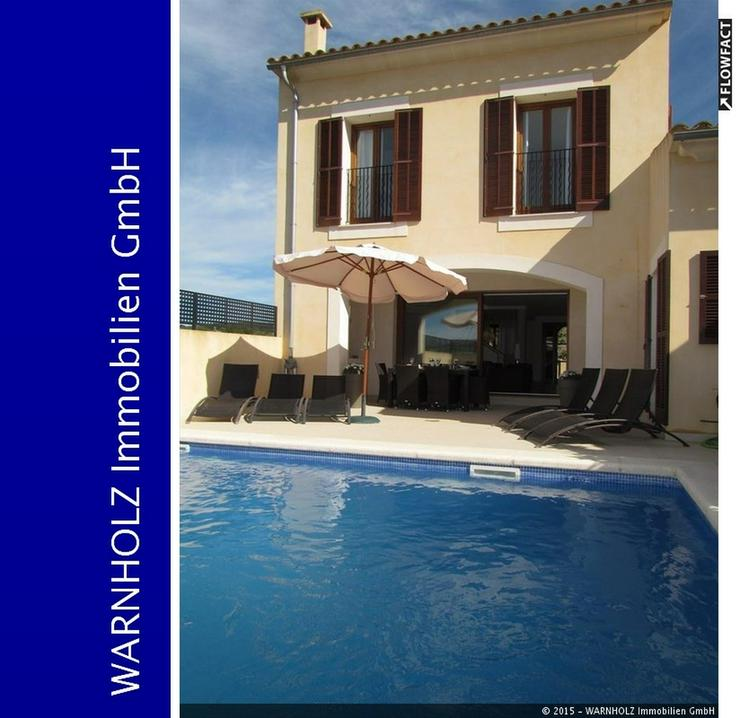 Neues Einfamilienhaus mit Pool , Son Carriô - Haus kaufen - Bild 1
