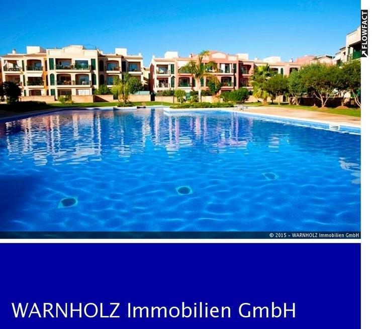 Schönes Appartement mit Pool, Sa Torre - Wohnung kaufen - Bild 1