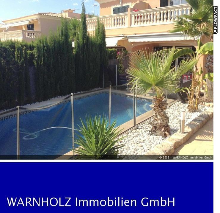 Doppelhaushälfte in Puig de - Haus kaufen - Bild 1