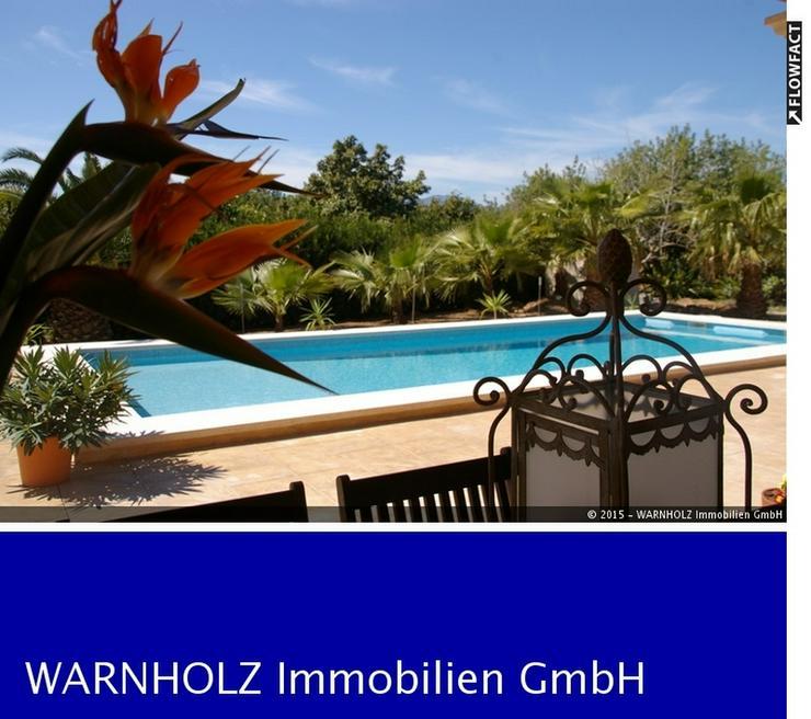Ruhige Villa mit grossem Grundstück, nahe Palma Zentrum - Haus kaufen - Bild 1