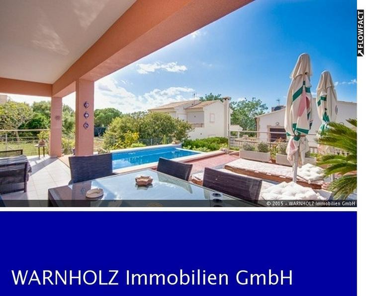 Moderne Villa mit Pool , Colonia de San Pere - Haus kaufen - Bild 1