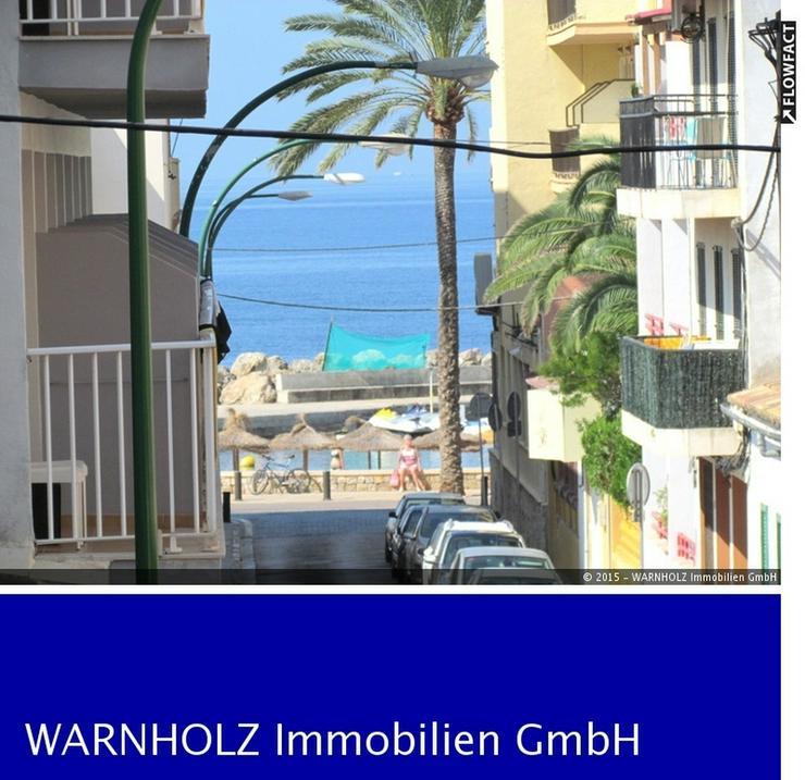 Renoviertes Appartement, strandnah, Can Pastilla - Wohnung kaufen - Bild 1