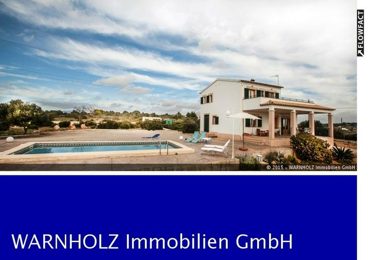Wunderschöne Villa mit privatem Pool, Marratxi - Haus kaufen - Bild 1