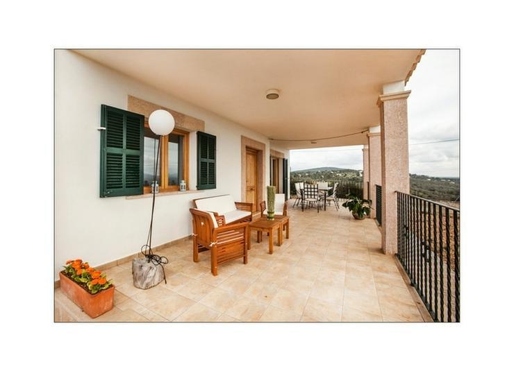Bild 6: Wunderschöne Villa mit privatem Pool, Marratxi