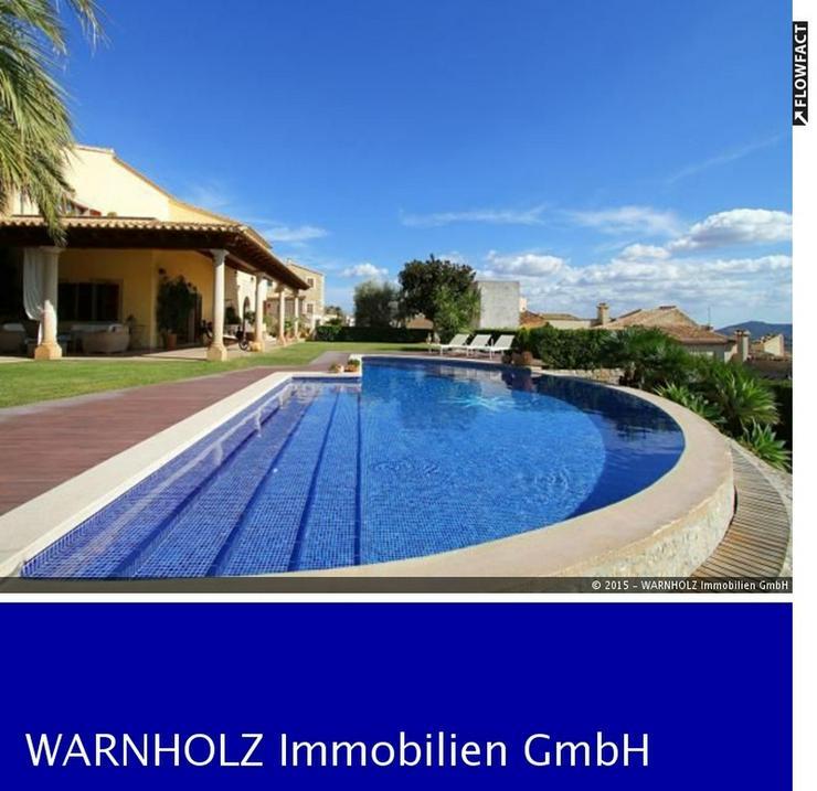Spektakuläre Villa , Selva - Haus kaufen - Bild 1