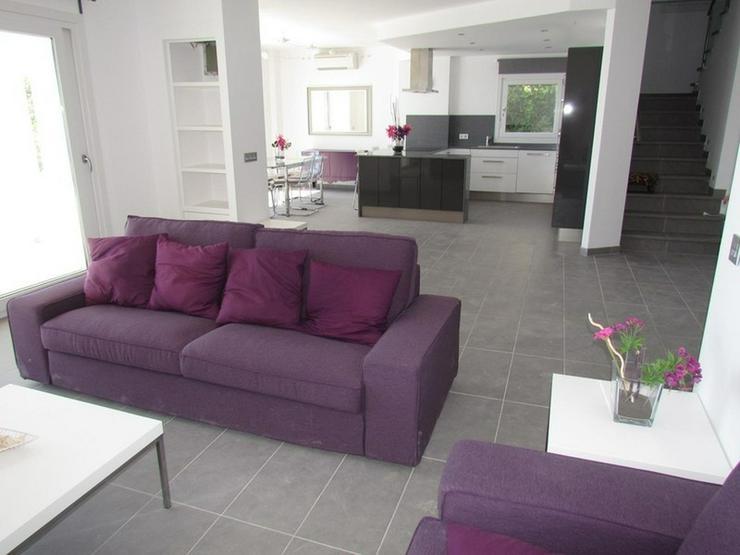 Bild 3: Moderne Villa mit Pool direkt am Meer, Cala Pi