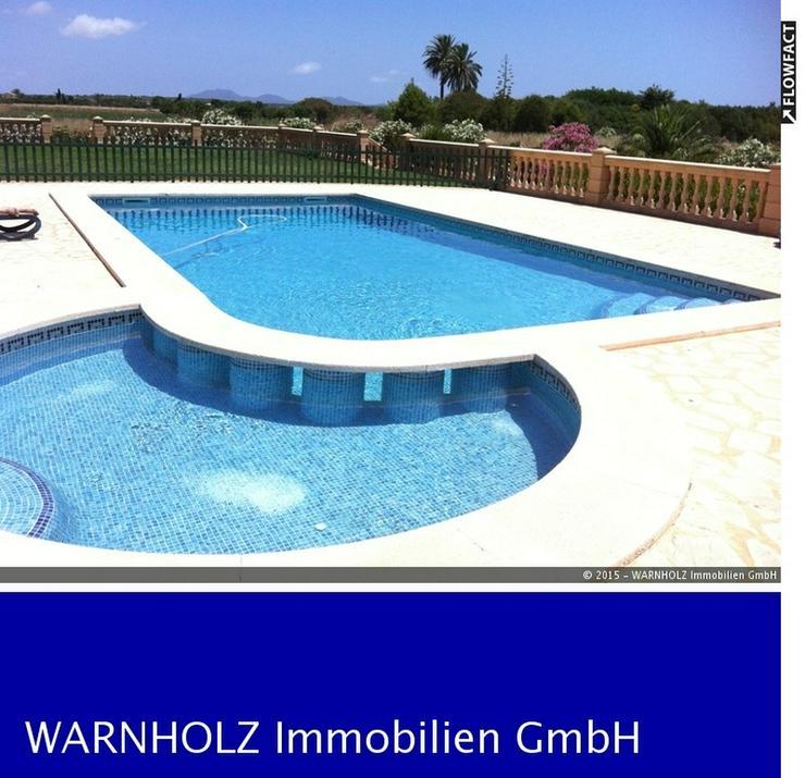 Geräumige Villa mit Pool , nahe Es Trenc - Haus kaufen - Bild 1