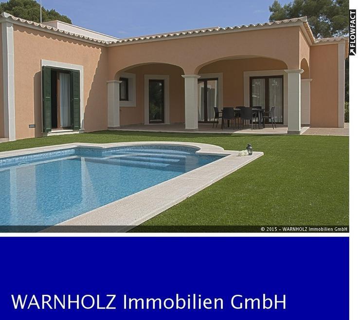 Neues Haus mit Pool ,Cala Pi - Haus kaufen - Bild 1